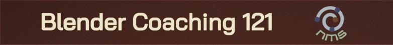 Banner Blender Coaching 121